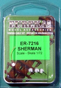 Eureka XXL ER-7216 Towing cable for Sherman 1/72