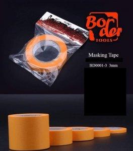 Border Model BD0001-3 Masking tape: 3mm