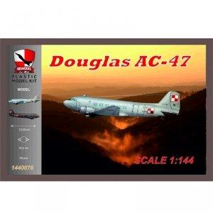 Big Model 1440076 Douglas AC-47 Poland 1/144