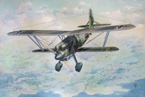 Roden 454 Arado Ar 68F 1/48