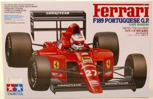 Tamiya 20024 Ferrari F189 Portuguese G.P. (1:20)