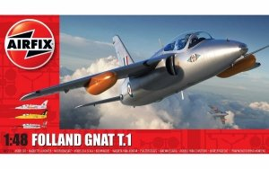 Airfix 05123A Folland Gnat T.1 1/48