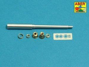 Aber 35L-238 KwK36/L56 88mm barrel for German lateTiger I (1:35)