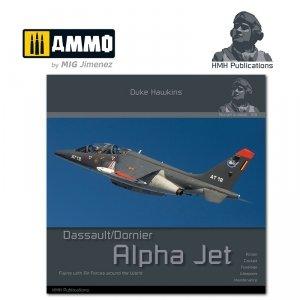 HMH Publications DH-018 Dassault / Dornier Alpha Jet (English VErsion)