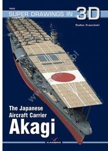 Kagero 16042 The Japanese Aircraft Carrier Akagi EN