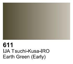 Vallejo 70611 Surface Earth Green 17ml.