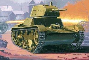 Mirage Hobby 72618 Flame thrower Tank OT-134AA (1:72)