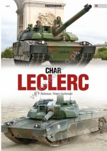 Kagero 0019 Char Leclerc EN