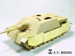 E.T. Model E35-292 WWII German Jagdpanzer IV L/70(V) For TAMIYA 35340 Schurzen