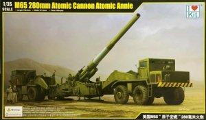 I Love Kit 63522 M65 280mm Atomic Cannon Atomic Annie 1/35