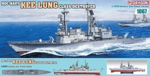 Dragon 1067 Kee Lung Class Destroyer 1/350