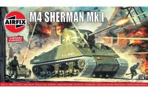 Airfix 01303V Sherman M4 Mk1 1/76