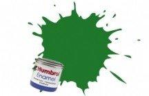 Humbrol 131 MID GREEN SATIN