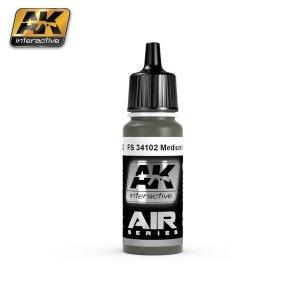 AK Interactive AK 2102 FS 34102 Medium Green