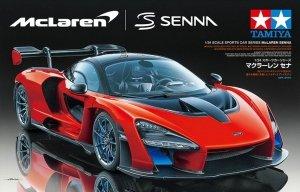 Tamiya 24355 McLaren Senna 1/24