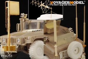 Voyager Model PEA253 Modern HUMVEE electronic Antennas set (GP) 1/35