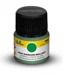 Heller 9002 002 Emerald Green - Gloss 12ml