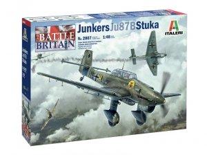 Italeri 2807 Junkers Ju87B Stuka 1/48