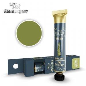 502 Abteilung ABT1138 Light Green