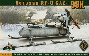 ACE 72517 Aerosan 98K (1:72)