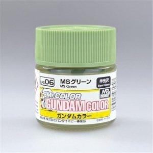 Gunze Sangyo UG-06 MS Green 10 ml (Semi-Gloss)