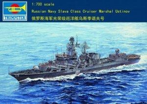 Trumpeter 05722 Russian Navy Marshal Ustinov 1/700
