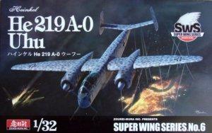 Zoukei-Mura SWS3206 Heinkel He 219A-0 Uhu 1/32