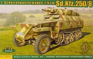 ACE 72514 Sd.Kfz.250/8 (1:72)
