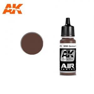 AK Interactive AK 2275 WWI GERMAN RED BROWN 17ml