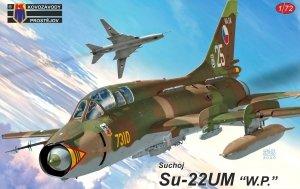 Kovozavody Prostejov KPM0207 Su-22UM Warshaw Pact 1/72