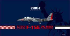 Great Wall Hobby S7201 F-15E 75th D-Day Anniversary 1/72