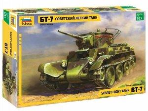 Zvezda 3545 BT-7 Soviet tank 1/35