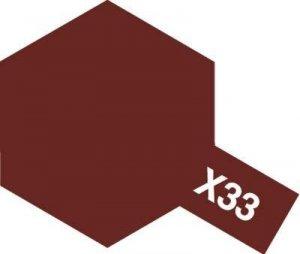 Tamiya X-33 Bronze (81533) Acrylic paint 10ml