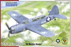 Special Hobby 72303 SB2A-4 Buccaneer 1/72