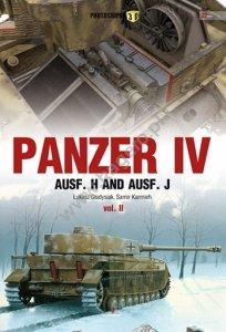 Kagero 0022 Panzerkampfwagen IV Ausf. H and Ausf. J. Vol. II EN