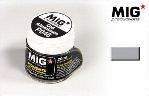 Mig Productions P046 Old Aluminum 20ml