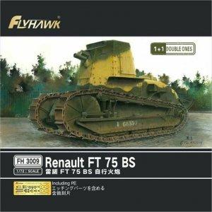 Flyhawk FH3009 Renault FT 75 BS 1/72