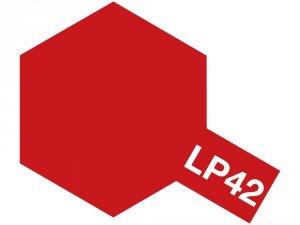 Tamiya 82142 LP-42 Mica red 10ml