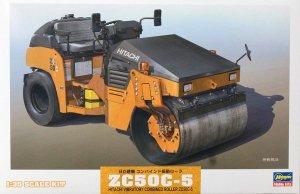 Hasegawa 66002 Hitachi Vibratory Combined Roller 1/35