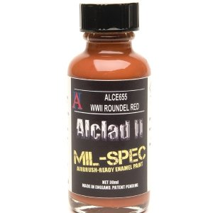 Alclad E655 WWII Roundel Red 30ml