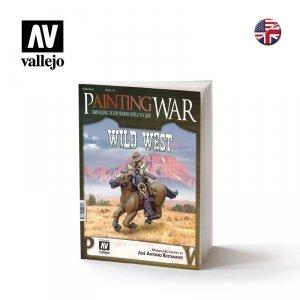 Vallejo PaintingWAR Wild West - ENGLISH