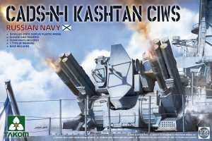 Takom 2128 CADS-N-1 Kashtan CIWS Russian Navy 1/35
