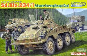 Dragon 6879 Sd.Kfz.234/1 Schwerer Panzerspähwagen (2cm) Premium Edition 1/35