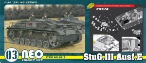 Dragon 6818 StuG.III Ausf.E 1/35