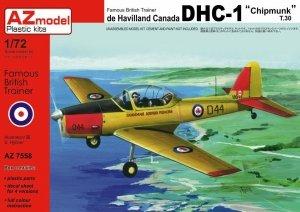 AZmodel AZ7558 DHC-1 Chipmunk T.30 1/72