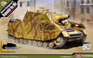 Academy 13525 German Sturmpanzer IV Brummbär  1/35