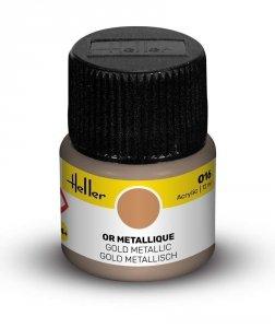 Heller 9016 016 Gold - Metallic 12ml
