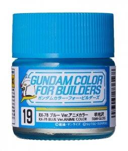 Gunze Sangyo UG-19 RX-78 Mr Color Blue