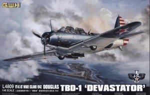Great Wall Hobby L4809 Douglas TBD-1 Devastator (1:48)
