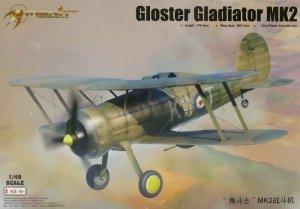 I Love Kit 64804 Gloster Gladiator MK2 1/48